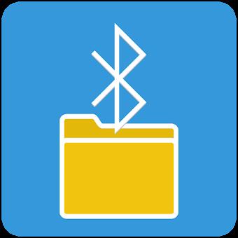 Bluetooth File Share app