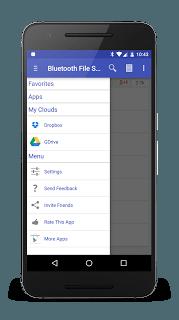 Bluetooth File Share screenshot 2
