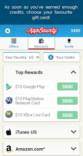 AppBounty – Free gift cards screenshot 1