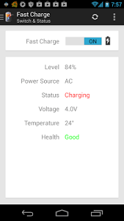Fast Charge screenshot 1