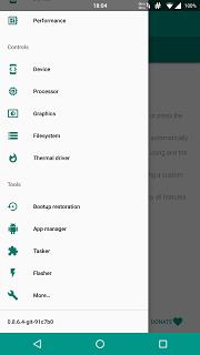 Device Control [root] screenshot 2
