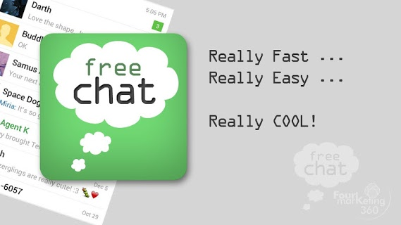 Free Chat  screenshot 2