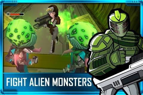 Star Legends screenshot 1