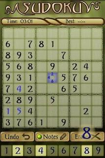 Sudoku Free screenshot 1